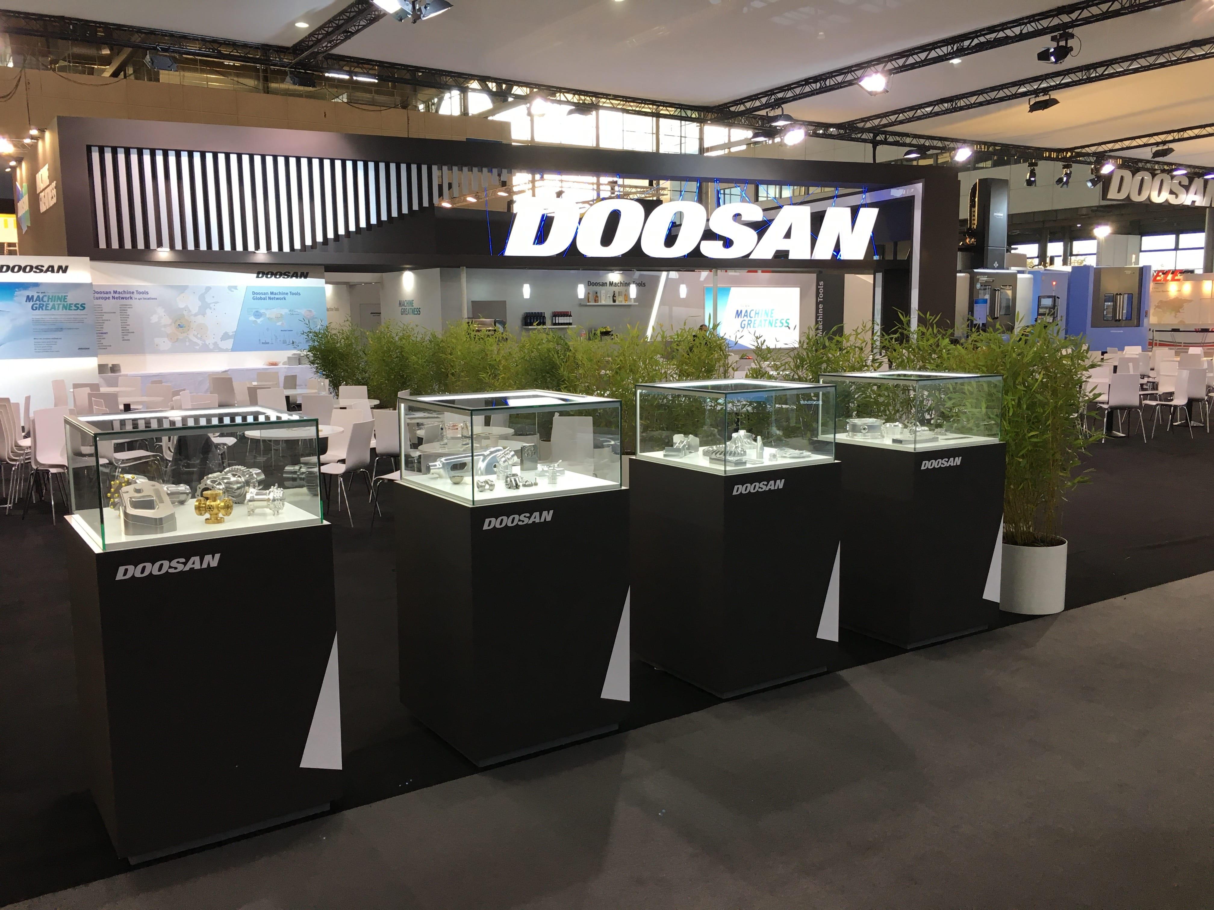 EMO 2017 - DOOSAN 4